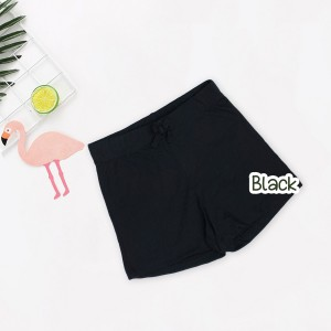 MEZ 5.3 BLACK SHORT PANTS GIRL