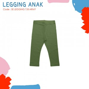 SE LEGGING 7per8 ARMY