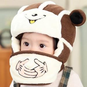 CHN 15.5 SMILEY PUPPY HAT