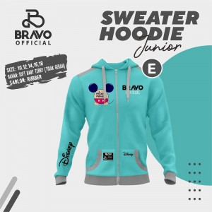 BR E TOSCA MICKEY SWEATER HOODIE JUN BRAVO