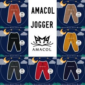 AMC JOGER PANTS AMACOL M
