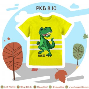 PKB 8.10 T-REX KAOS ANAK PADDLE KIDS BOY