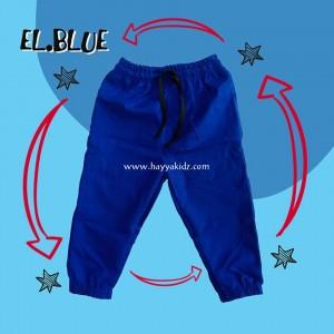 JOGGER PANTS EL-BLUE