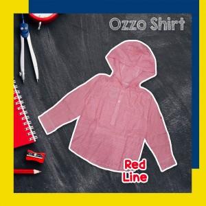 OS KIDS 1.8 RED LINE OZZO SHIRT