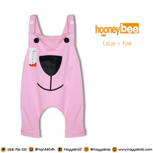 OVERALL HONEY BEE PINK