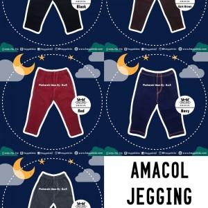 AMC JEGGING AMACOL POLOS XS