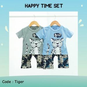 HAPPY 11.1 GREY TIGER SET HAPPY TIME