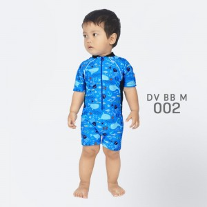 DD DV BB M 002 BLUE SEA WORLD BAJU RENANG ANAK DEEDA