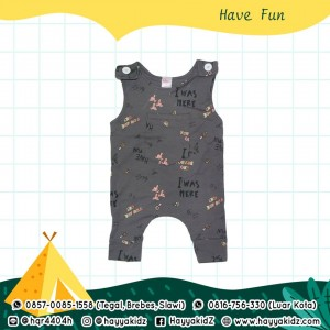BB 5.10 HAVE FUN JUMPSUIT BOBO