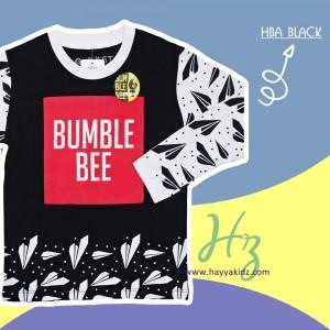 BUMBLEBEE TEE HBA BLACK