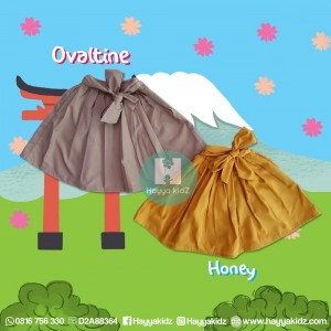 HARAJUKU SKIRT OVALTINE