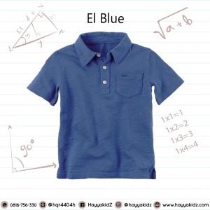 POLO 1.1 EL BLUE KAOS ANAK