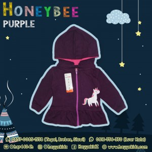 HB 1.1 PURPLE JAKET HONEY BEE