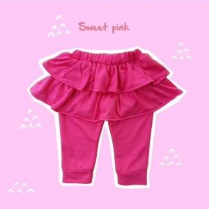 ALD 1.5 JUN SWEET PINK ALODIA PANTS SKIRT