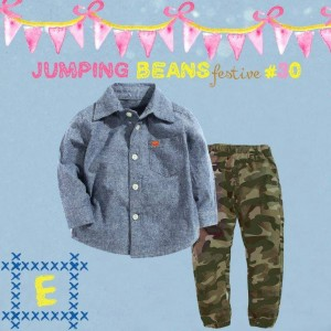 JUMPING BEANS 30 KODE E ARMY