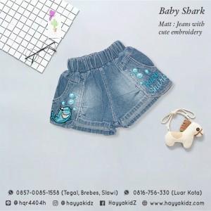 FL 1.19 BABY SHARK SHORT PANTS S-L FEELIT