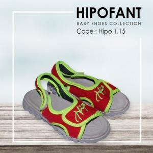 HIPO 1.15 RED HIPO SEPATU ANAK HIPOFANT