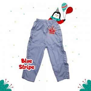 FLIPPER BLUE STRIPE PANTS