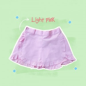 OHANA 1.9 LIGHT PINK SHORT PANTS