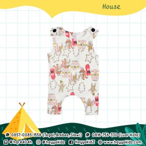 BB 5.3 HOUSE JUMPSUIT BOBO