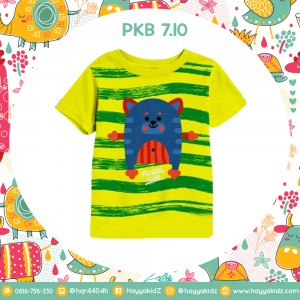 PKB 7.10 WAVE KITTY KAOS ANAK PADDLE KIDS BABY BOY