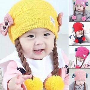 RIBBON HAIR HAT