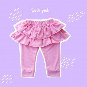ALD 1.2 JUN SOFT PINK ALODIA PANTS SKIRT