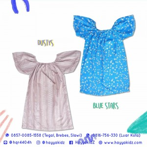ANETTE DRESS DUSTYS