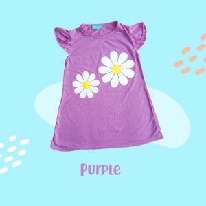 ARA 1.7 JUN PURPLE ARASHI DRESS BY JUMPINC