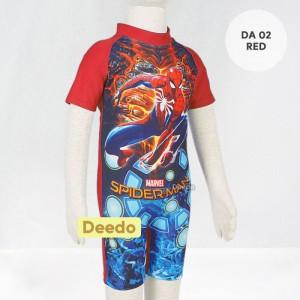 DD TK DA02 RED SPIDERMAN