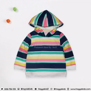 CARTERS RAINBOW SWEATER