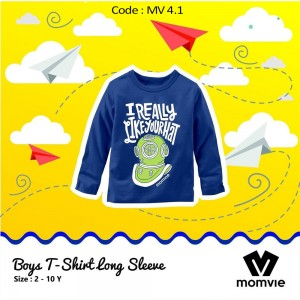 MV 4.1 NAVY REALLY KAOS ANAK MOMVIE