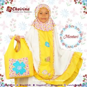 CR 1.1 MENTARI MUKENA ANAK CHOIRINA XL