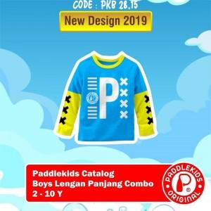 PKB 28.15 BLUE PKAOS ANAK PADDLEKIDS