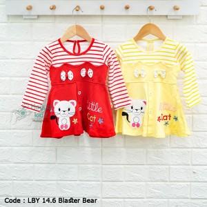 LBY 14.6 BLASTER BEAR DRESS BE ANGEL LOVE BABY