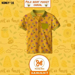 HONEY 1.6 YELLOW MONSTER  KAOS POLO HONEY BEE
