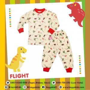 PIYU 1.2 FLIGHT PIYAMA ANAK SZ 1-2