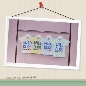 CHN 7.24 WILD DUDE TEE
