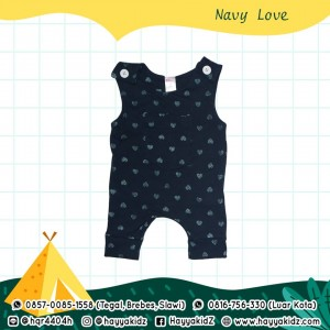 BB 5.8 NAVY LOVE JUMPSUIT BOBO