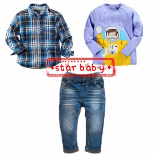 STAR BABY 613 SET 3IN1 ASTRONAUTS