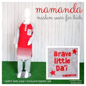MMD EXC.NDW BLASTER RED KOKO MAMANDA XL