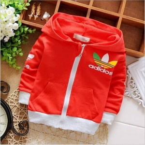 CHN JAKET ADIDAS RED