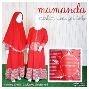 MMD HD EXC BLASTER RED GAMIS MAMANDA M