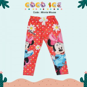 CC 8.2 468 MINNIE MOUSE LEGGING ANAK COCO ICE