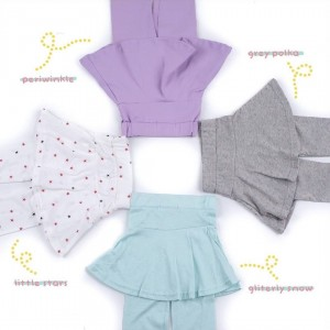 GLS 1.23 JUN LITTLE STAR GISELLE LEGGING SKIRT