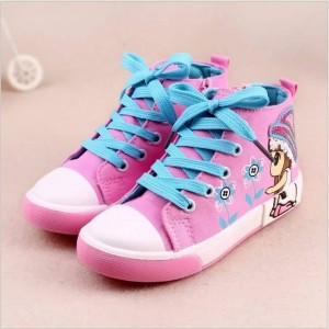 AB - CUTE GIRLS PINK SHOES BIG