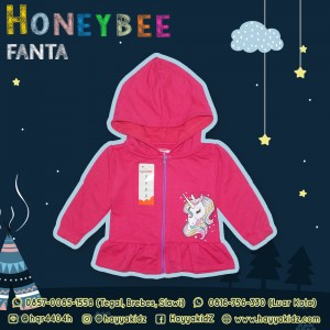 HB 1.7 FANTA  JAKET HONEY BEE