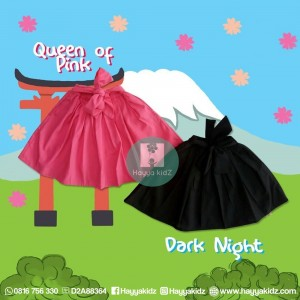 HARAJUKU SKIRT DARK NIGHT