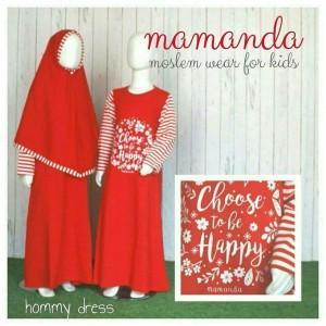 MAMANDA HOMMY DRESS S