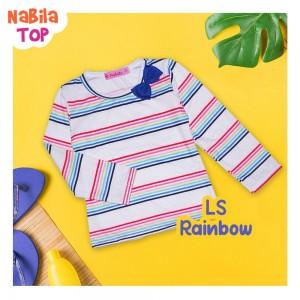NB 7.4 LS RAINBOW NABILA TOP